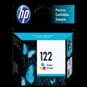 Tinta HP 122 Color CH562HL